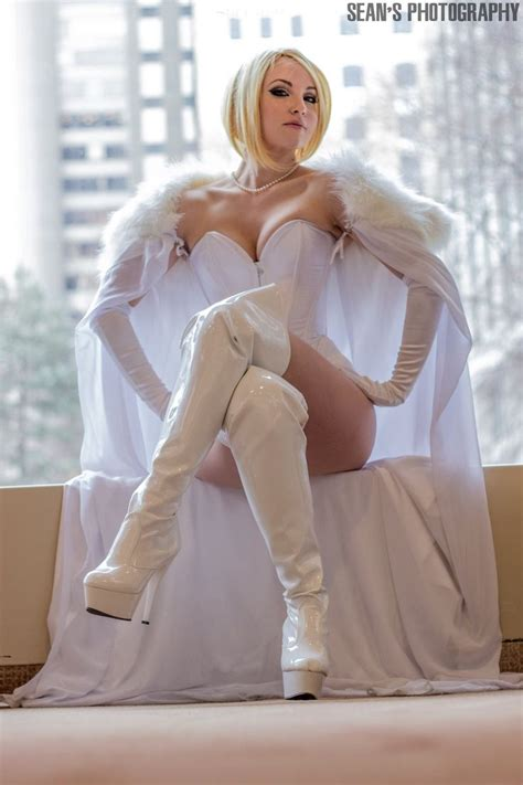 Sequential sartorial fetishists, unlike emma frost jpg 736x1104