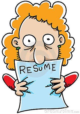 Resume cartoon free jpg 319x450